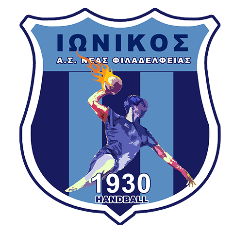 ionikosnf handball logo big
